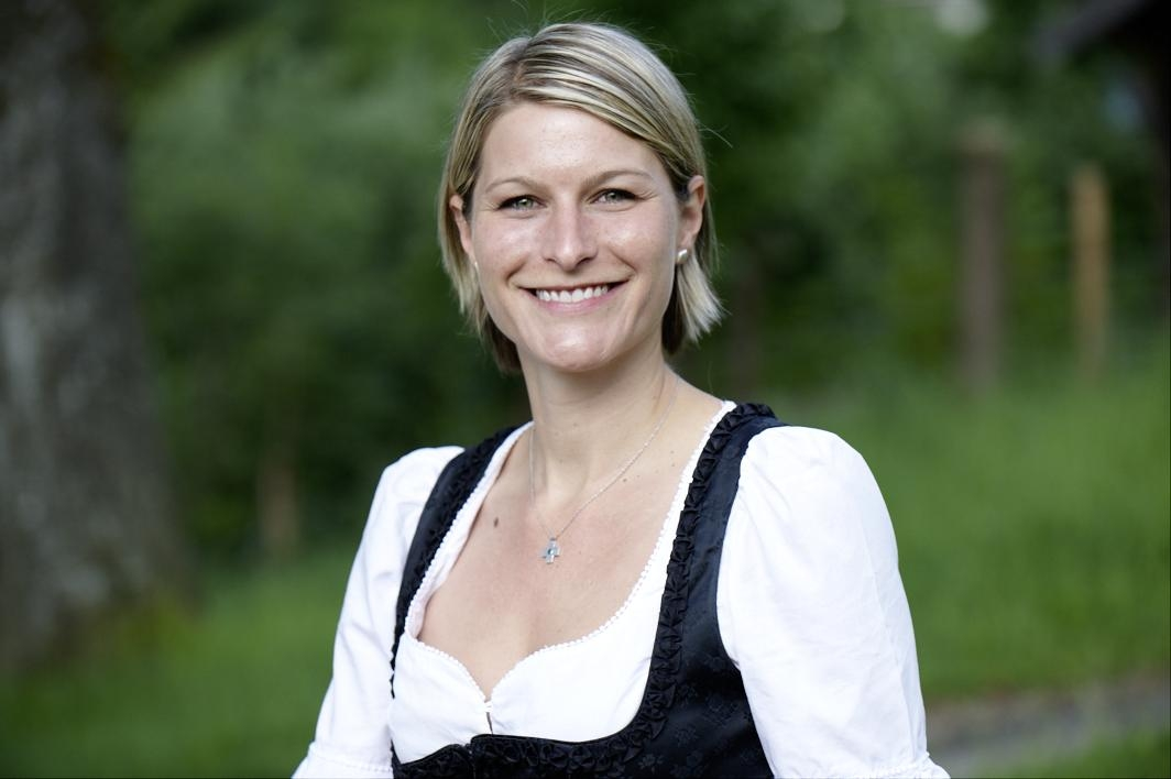 Bianca Keybach, Kurdirektorin von Oberstaufen
