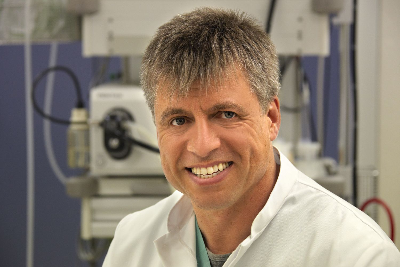 Priv. Doz. Dr. Erhard Siegel, Diabetologe am St. Josefskrankenhaus Heidelberg