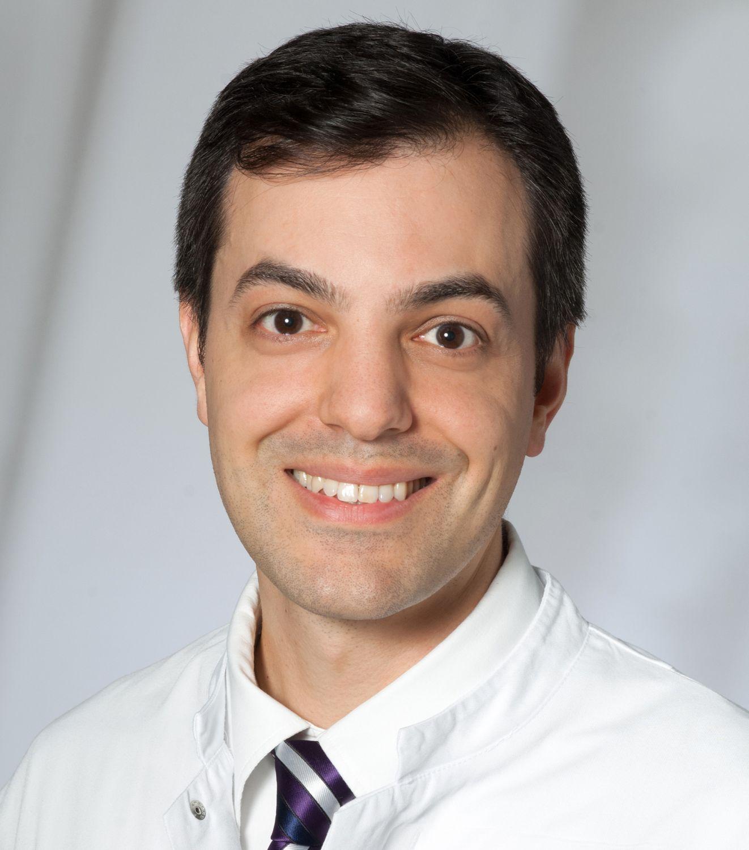 Portrait: Prof. Dr. Ramin Khoramnia